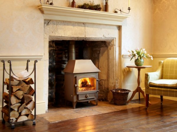 Clearview vision 500 wood burning stove