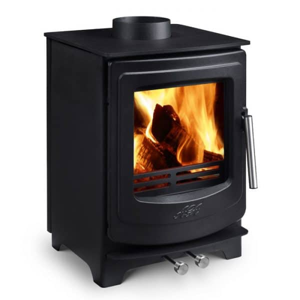 aga ellesmere ec4 log burning stove