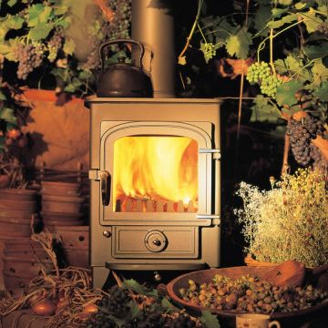 clearview pioneer 400 wood burning stove